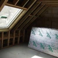 Roof window timbers